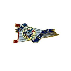 1994 Blue Jays # 1 Fan enamel pin